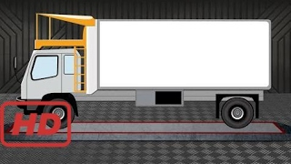 Songs for kids |  air craft catering truck | formation and uses of special street vehicles for chil
