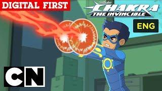 Stan Lee's Chakra - The Invincible | Solar Chakra | English | Cartoon Network