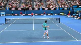 The Best Game Of Tennis Ever? | Australian Open 2012