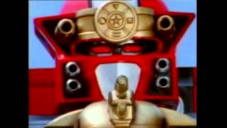 Power Rangers Zeo - Every Megazord Finisher (Part 1)