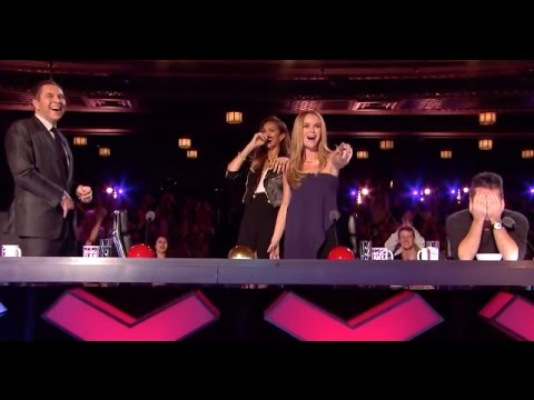 Top 3 People UNEXPECTEDLY Shocked The Judges Britain s Got Talent