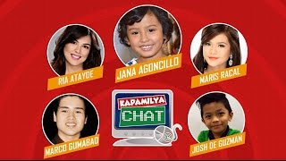 Kapamilya Chat with cast of Ningning