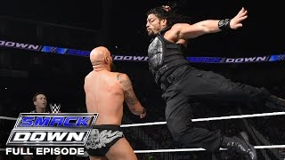 WWE SmackDown Full Episode, 5 May 2016