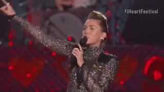 Miley Cyrus - Party in the USA - live at IHeartRadio (2017)