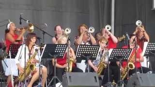 Ladies First Jazz Big Band of Buffalo