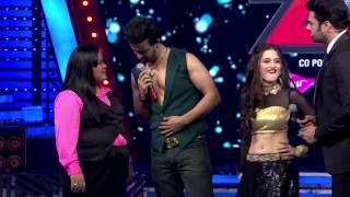 Bharti and Manish on a roll at the Mirchi Top 20 Countdown