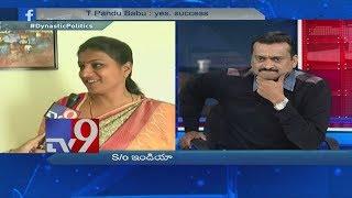YCP Roja, Bandla Ganesh verbal war || Big News Big Debate || Rajinikanth TV9