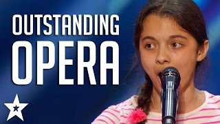 OUTSTANDING OPERA Acts on Got Talent | Including Laura Bretan, Susan Boyle & More!