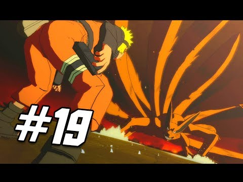 Naruto Shippuden Ultimate Ninja Storm 3 Walkthrough Part 19 Naruto vs. Kyuubi Gameplay
