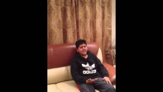 Shane Ali Shamsi Reciting Har Zamana Mere Hussain (a.s) Ka Hai in Ontario