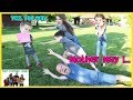 PLAYGROUND WARS! - Mother May I With Traps / That YouTub3 Family | The Adventurers