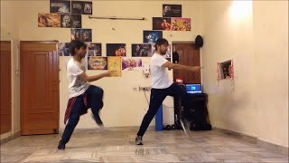 DJ Wale Babu | BadShah | Hip Hop Dance Choreography | Deepak tulsyan | GM Dance
