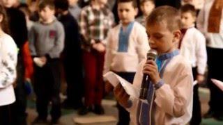 Дитяча Хресна дорога у храмі Царя Христа