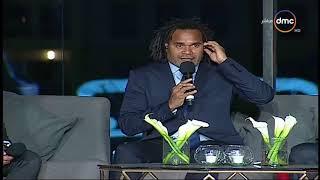السفير العالمي للفيفا : أكتشفت فى مصر شكل جديد وحضارة جديدة لم أكن أعرفها