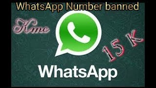 whatsapp number banned  remove