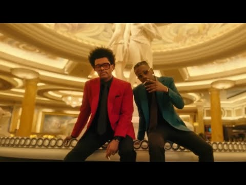 The Weeknd Blinding Lights Music Video