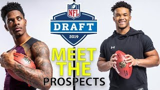 Get to Know the Top Prospects in the 2019 NFL Draft