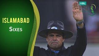 HBL PSL Final - Islamabad United vs Quetta Gladiators - Islamabad Sixes