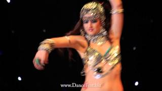 Habibi Lal - Dance Fest in Moscow 2013