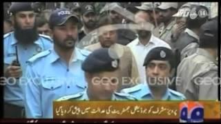 VTC14_Pakistan: Cựu Tổng thống Musharraf bị quản thúc tại gia