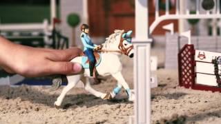 SC42160 Schleich - Big Horse Show Product Video