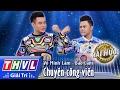 Download Video Download THVL l Cặp đôi hài hước - Tập 2 [3]: Chuyện công viên - Võ Minh Lâm, Bảo Lâm 3GP MP4 FLV