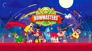 تحميل لعبه القوس ولسهم جديده 2017  Bowmaster