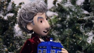 Doctor Puppet - The 12 Doctors of Christmas