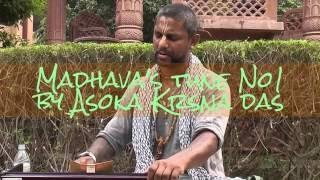 Madhava Harmonium Hare Krishna Tune 1