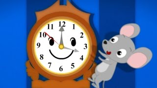 Hickory Dickory Dock | Nursery Rhyme