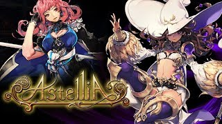 New AAA MMORPG Astellia Online - Summer 2019 Release