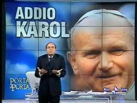 Morte del Papa Giovanni Paolo II Vol. 2