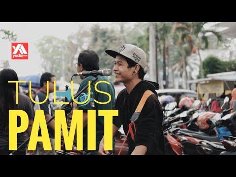 TULUS - PAMIT Cover Keren Pengamen Ganteng Malang