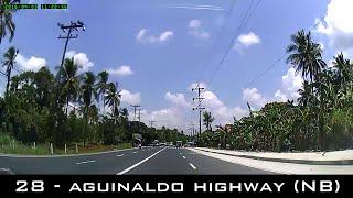 Road Trip #28 - Aguinaldo Highway (North - Tagaytay Rotunda to Bacoor/Cavitex)