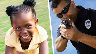 Cops Tackle 11-Year-Old Girl And Holds Her At Gunpoint