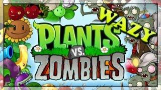 ZOMBIE GINIE DZIĘKI ROŚLINIE! Fajne Gry: Plants vs Zombies #3