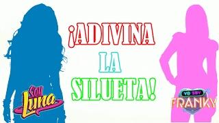¡ADIVINA LA SILUETA! - Soy Luna VS Yo soy Franky  ¡DALE AL VÍDEO!