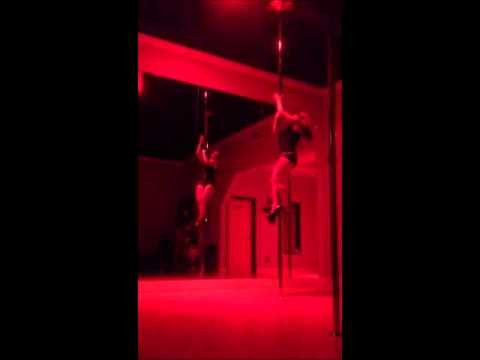 beyonce and andre 3000 back to black pole dance freestyle