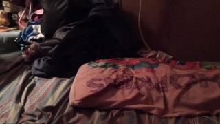 I sleep with my mom