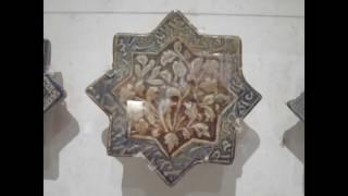 متحف الفن الاسلامي بالقاهره الخزف والفخار Museum of Islamic Art  Cairo
