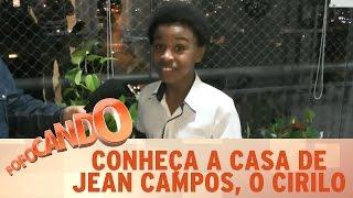 Fofocando (09/08/16) - Conheça a casa de Jean Paulo Campos, o Cirilo
