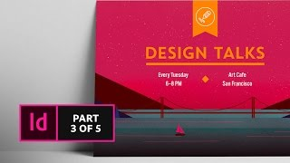 How to Create a Postcard in InDesign (3/5) | Adobe Creative Cloud