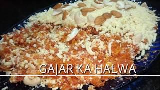 Gajar ka Halwa - Winter Special | Halwai se behtar Halwa banae ghar par | Easy India Carrot Dessert