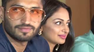 Sargi Movie team in Chandigarh | Jassi Gill | Babbal Rai | Rubina Bajwa | Neeru Bajwa | Anmol Virk