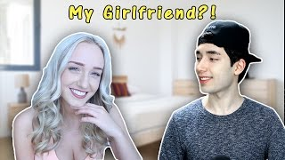 MEET MY GIRLFRIEND!!