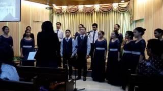 Bila Ku Perlu Dia, PAB Choir, @ GMAHK Setiabudhi, 11 Maret 2017