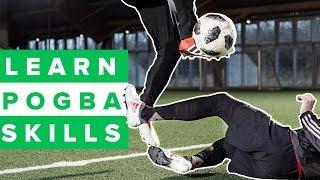 TOP 5 POGBA FOOTBALL SKILLS