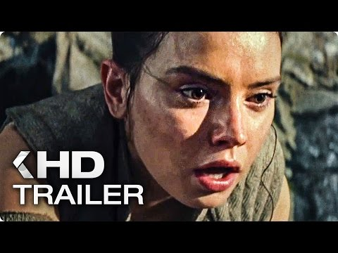 STAR WARS 8 The Last Jedi Trailer 2017