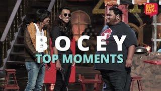 Maharaja Lawak Mega 2017 | Bocey Top Moments