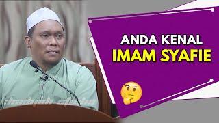 Kenal Tak, Imam Syafi